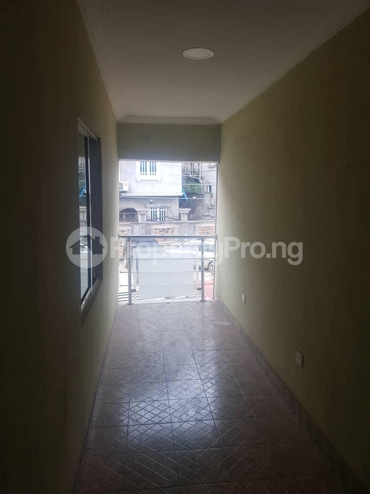 4 bedroom Terraced Duplex House for rent Anibaloye estate  Anthony Village Maryland Lagos - 4