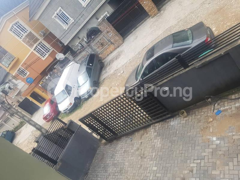 4 bedroom Terraced Duplex House for rent Anibaloye estate  Anthony Village Maryland Lagos - 3