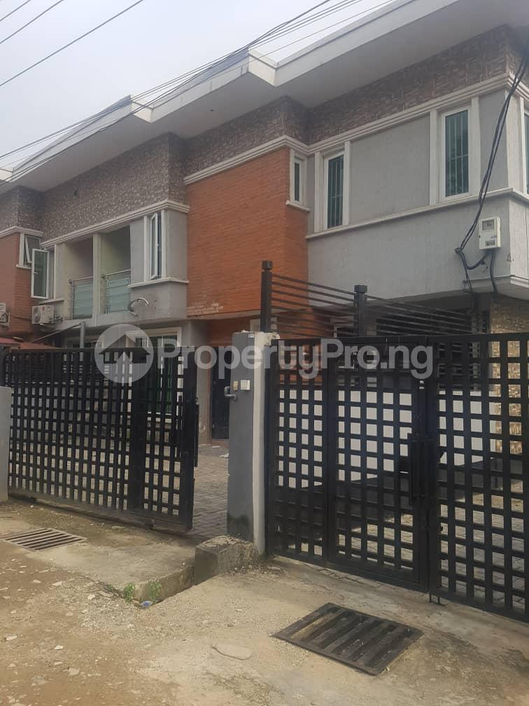 4 bedroom Terraced Duplex House for rent Anibaloye estate  Anthony Village Maryland Lagos - 2