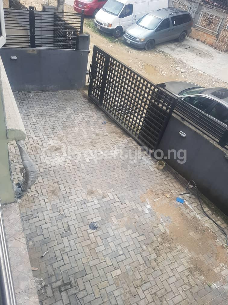 4 bedroom Terraced Duplex House for rent Anibaloye estate  Anthony Village Maryland Lagos - 1