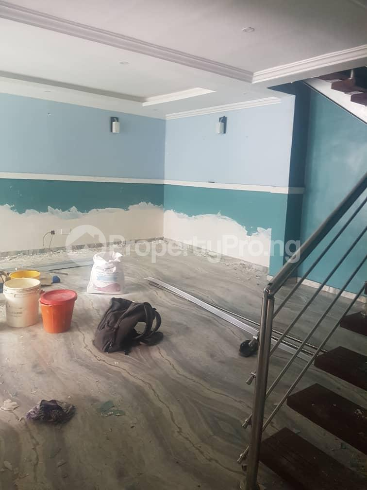 4 bedroom Terraced Duplex House for rent Anibaloye estate  Anthony Village Maryland Lagos - 5