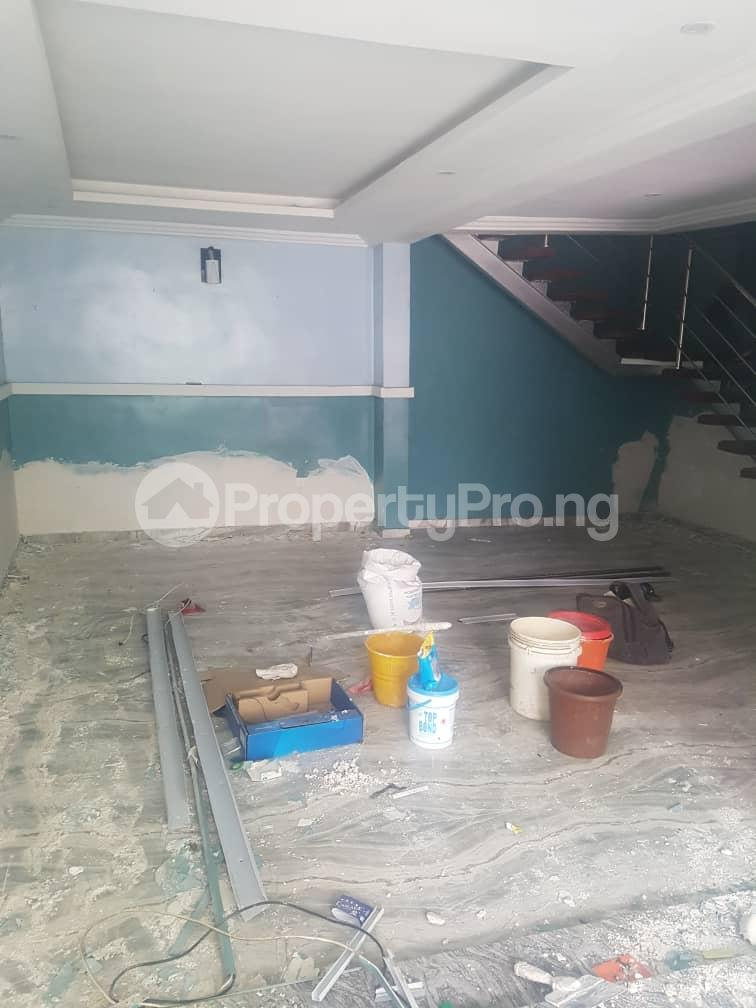 4 bedroom Terraced Duplex House for rent Anibaloye estate  Anthony Village Maryland Lagos - 0