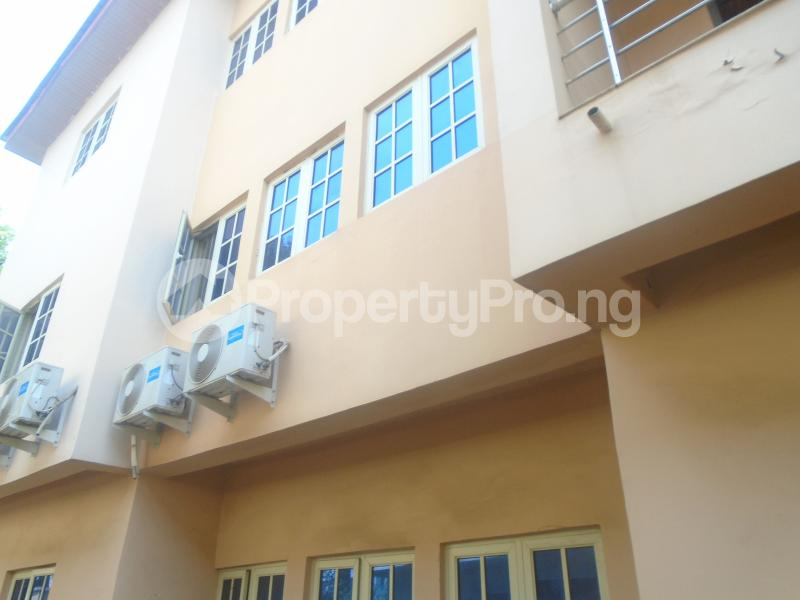 3 bedroom Flat / Apartment for rent WUSE ZONE 6 Wuse 1 Abuja - 1