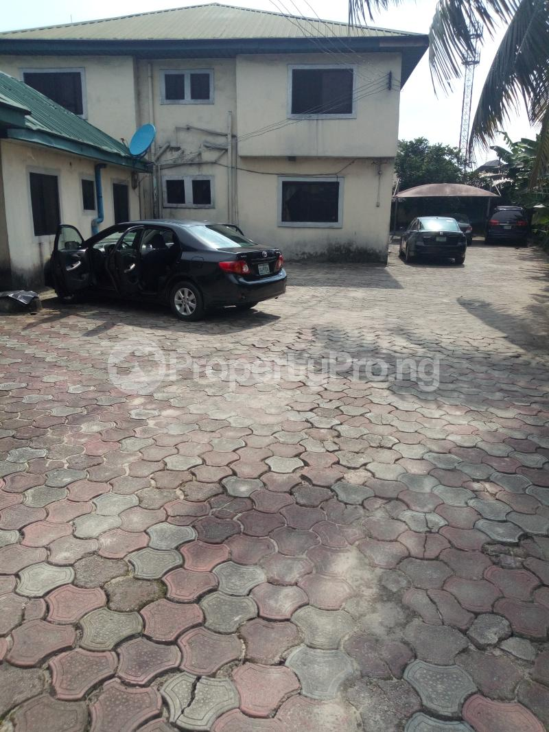 1 bedroom Self Contain for rent Odili Road Trans Amadi Port Harcourt Rivers - 0