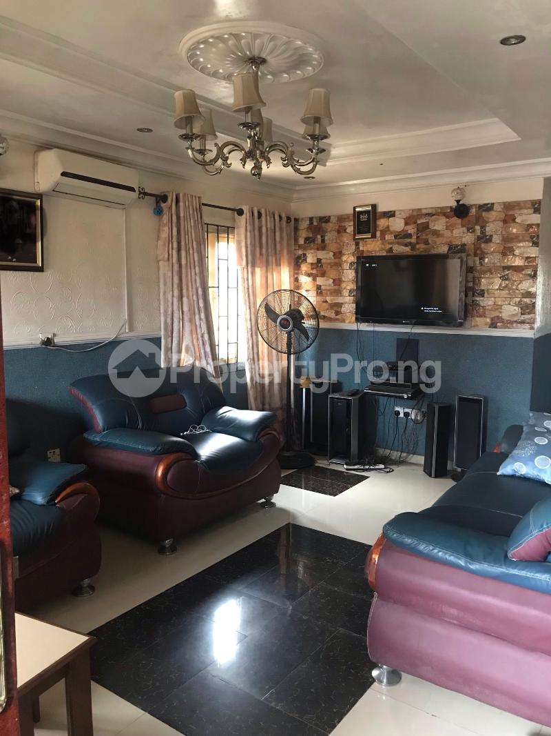 3 bedroom Semi Detached Bungalow House for sale Obafemi esuorosho Avenue, Greenland estate. Mowe ibafo Ibafo Obafemi Owode Ogun - 0