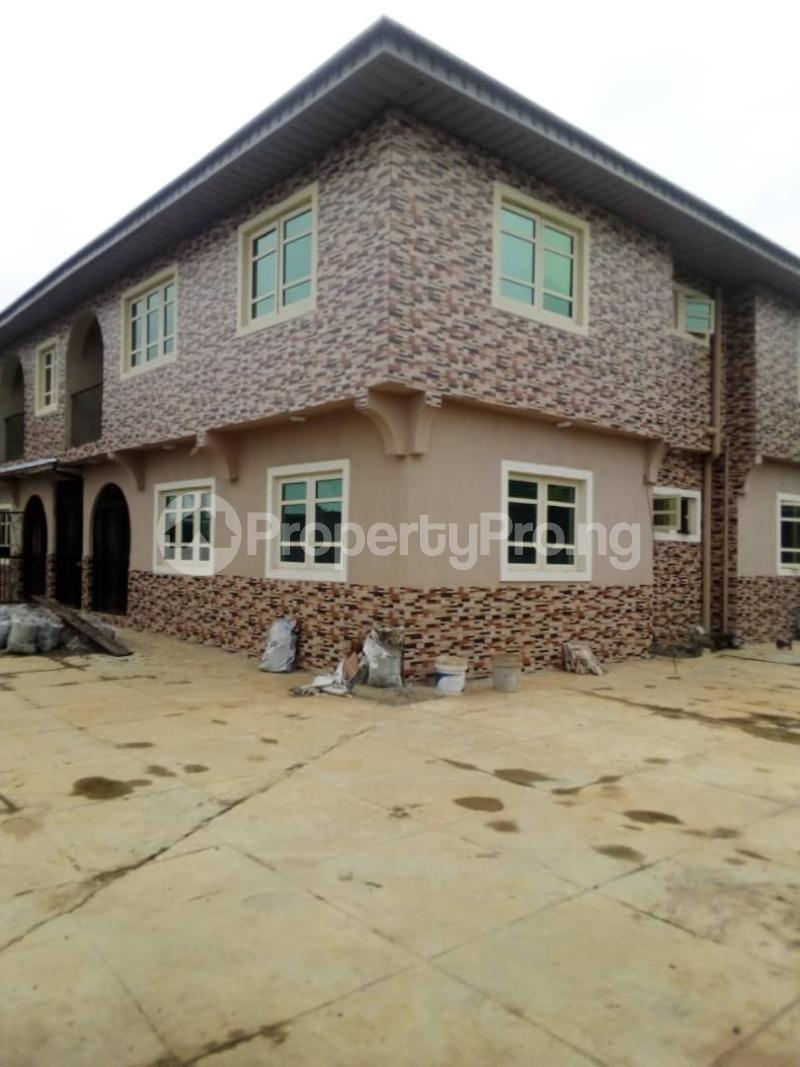 4 bedroom Self Contain for rent Sege Street Igbogbo Ikorodu Lagos - 13