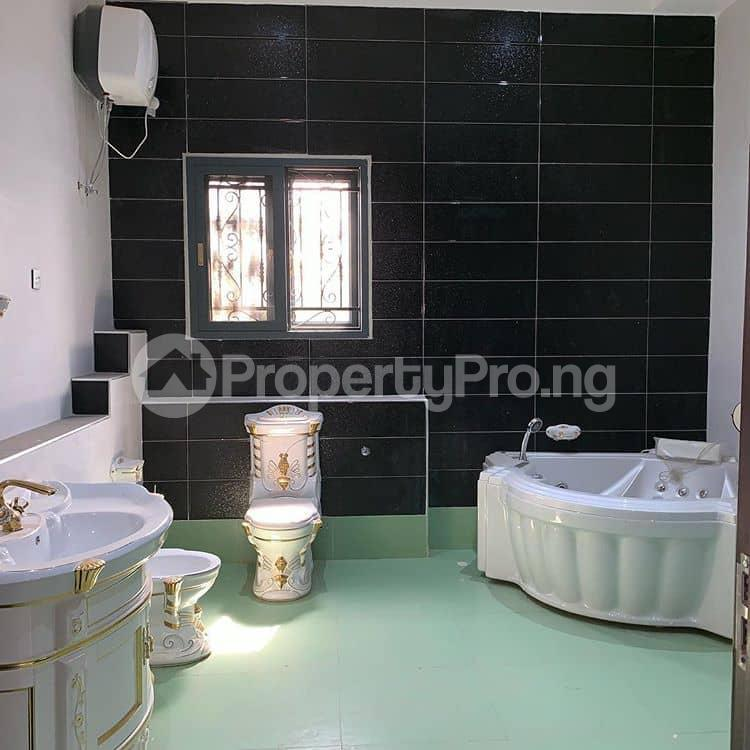 9 bedroom Massionette House for sale Asokoro Extension by Guzape-Abuja.  Asokoro Abuja - 5