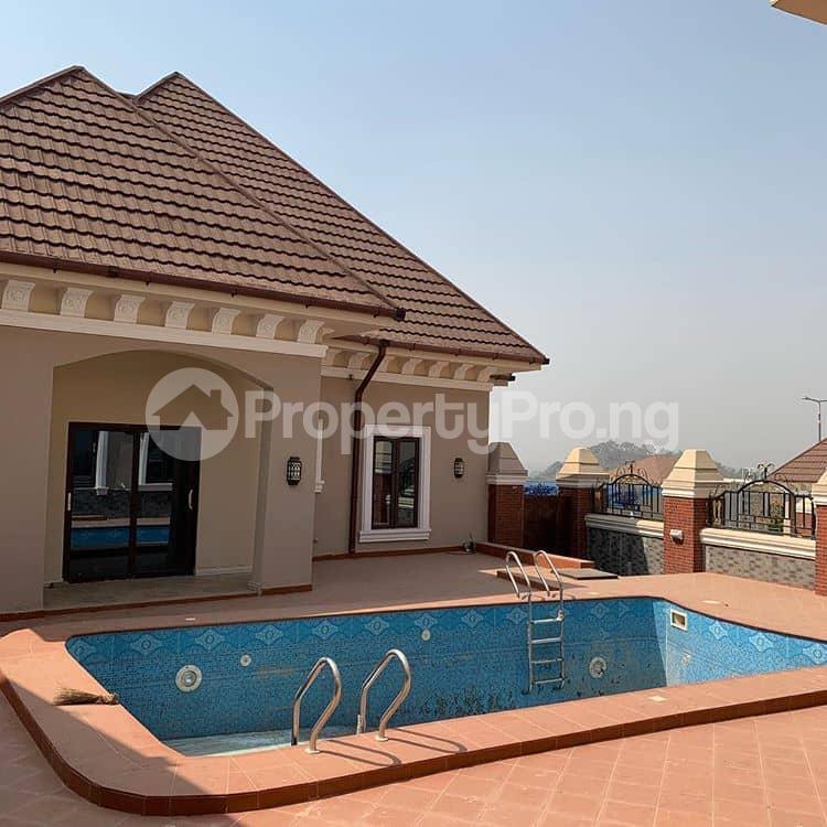 9 bedroom Massionette House for sale Asokoro Extension by Guzape-Abuja.  Asokoro Abuja - 4