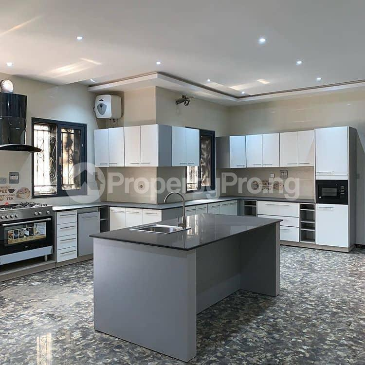 9 bedroom Massionette House for sale Asokoro Extension by Guzape-Abuja.  Asokoro Abuja - 3
