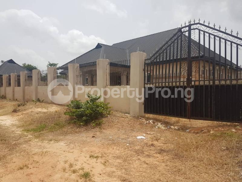 4 bedroom Detached Bungalow House for sale off Sapele road after bypass close to Benson Idahosa university Oredo Edo - 0