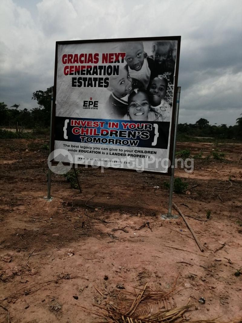 Residential Land Land for sale Epe Epe Road Epe Lagos - 3