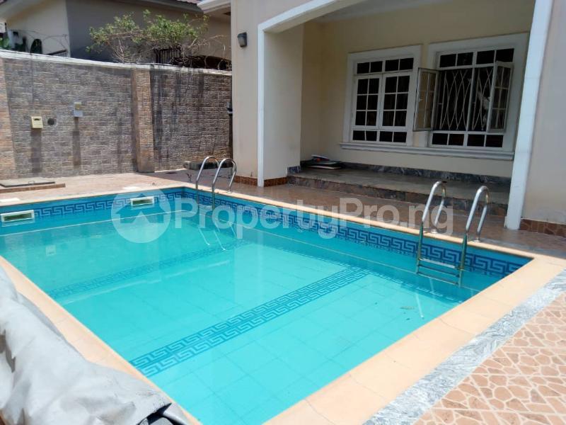 7 bedroom Detached Duplex House for rent Katrina Ala Maitama Abuja - 2