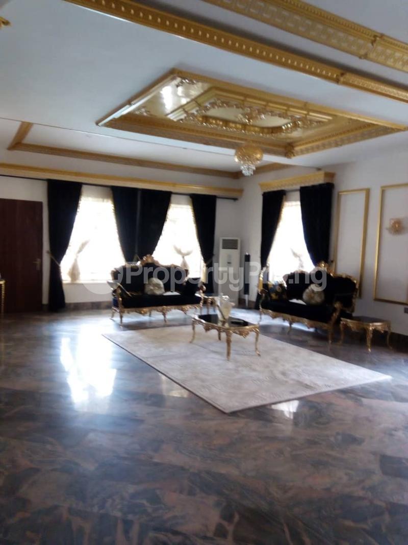 7 bedroom Detached Duplex House for rent Katrina Ala Maitama Abuja - 1