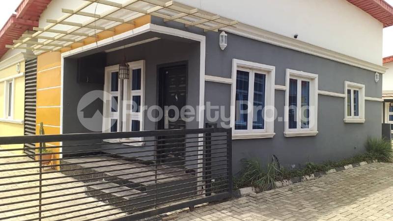 3 bedroom Semi Detached Bungalow for sale Loto Mowe Obafemi Owode Ogun - 0