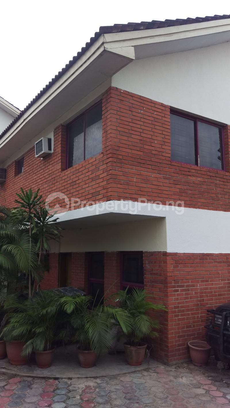 4 bedroom Terraced Duplex House for rent Medina estate gbagada Medina Gbagada Lagos - 1