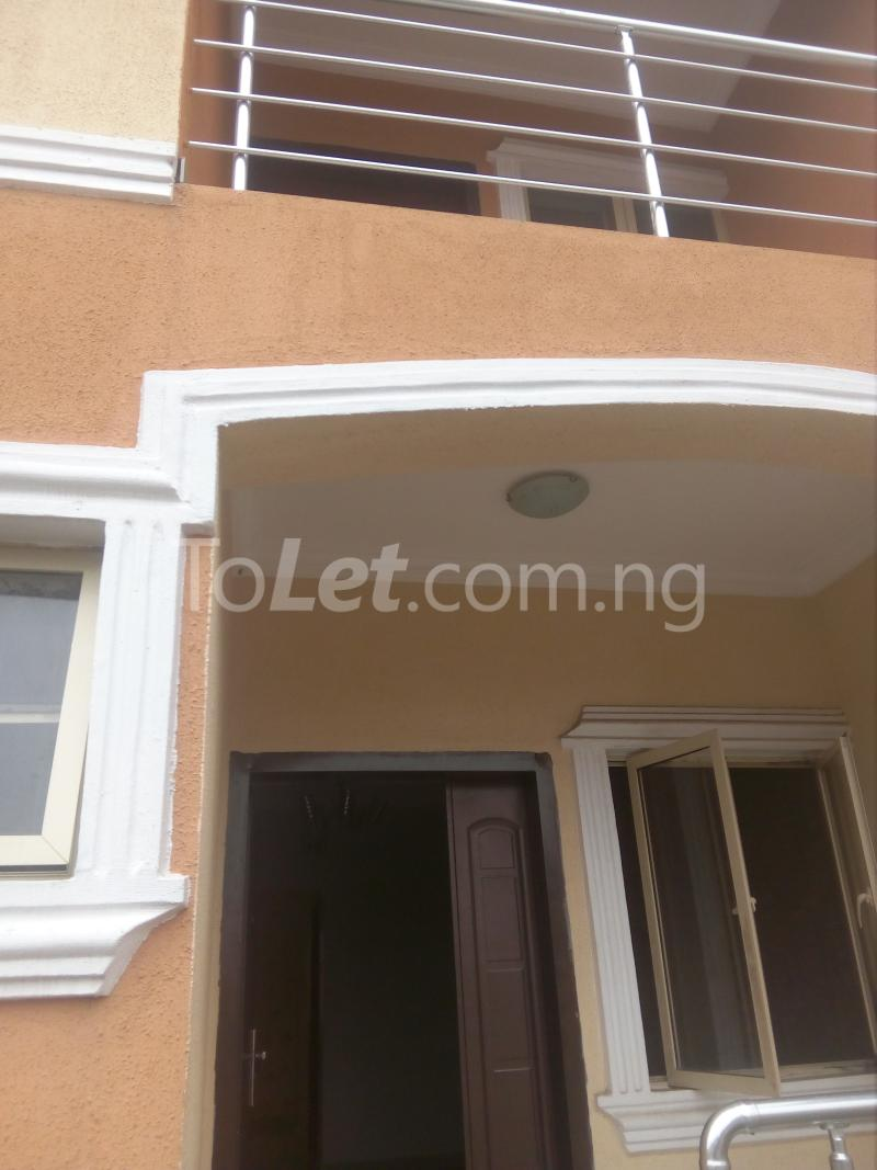 3 bedroom Flat / Apartment for rent Seaside Estate Ado Ajah Lagos - 1