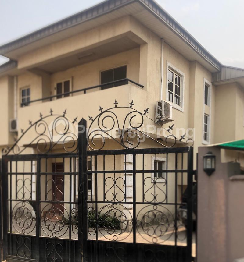 4 bedroom House for sale Glory estate Ifako-gbagada Gbagada Lagos - 1