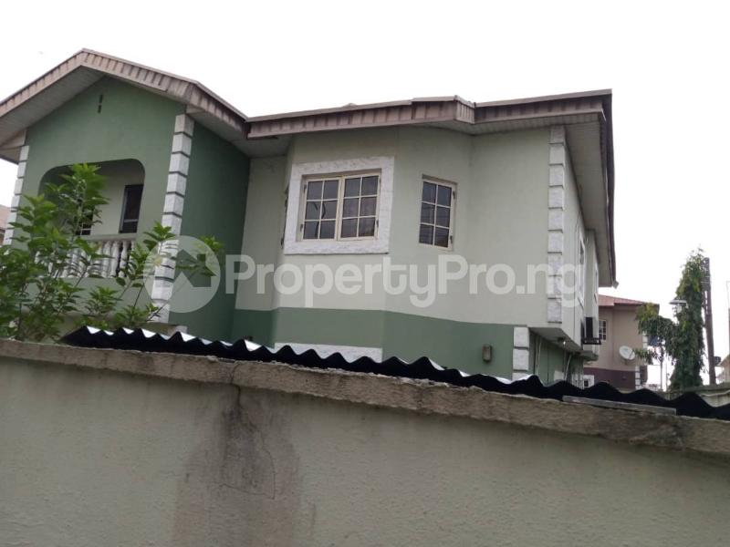 4 bedroom House for sale Glory Est Ifako-gbagada Gbagada Lagos - 2