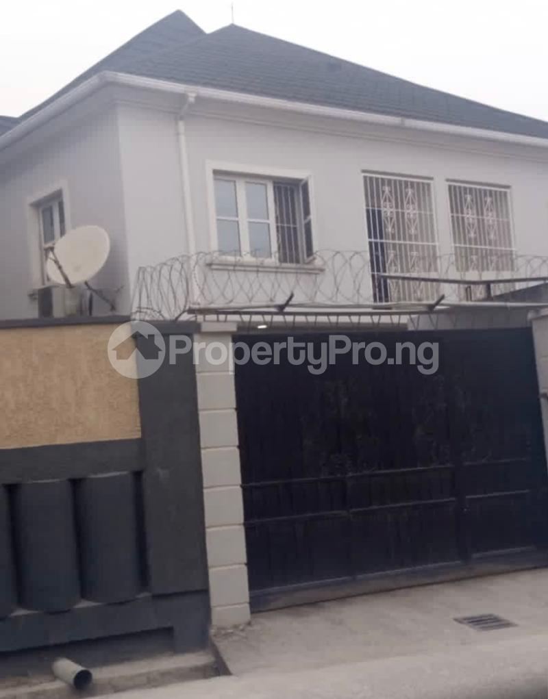 4 bedroom House for sale Atunrase Medina Gbagada Lagos - 1