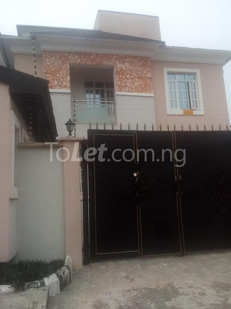 5 bedroom House for sale 30 Aba Johnson Crescsent, Off Onipinla Lane Harmony Estate Adeniyi Jones. Adeniyi Jones Ikeja Lagos - 0