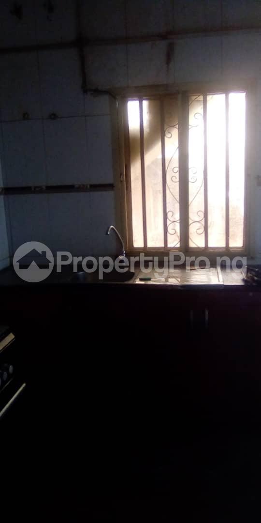 3 bedroom Blocks of Flats House for rent Egberongbe street, tarred road off Pedro rd Gbagada Lagos - 2
