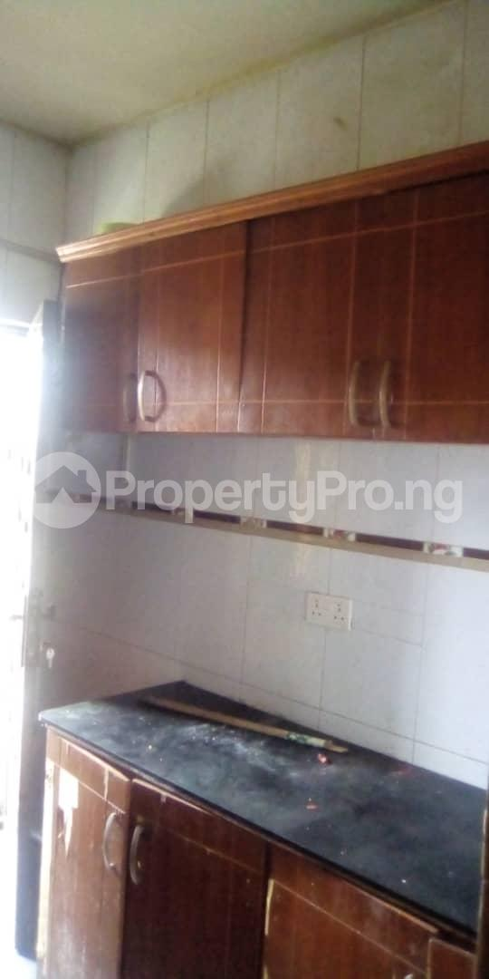 3 bedroom Blocks of Flats House for rent Egberongbe street, tarred road off Pedro rd Gbagada Lagos - 4