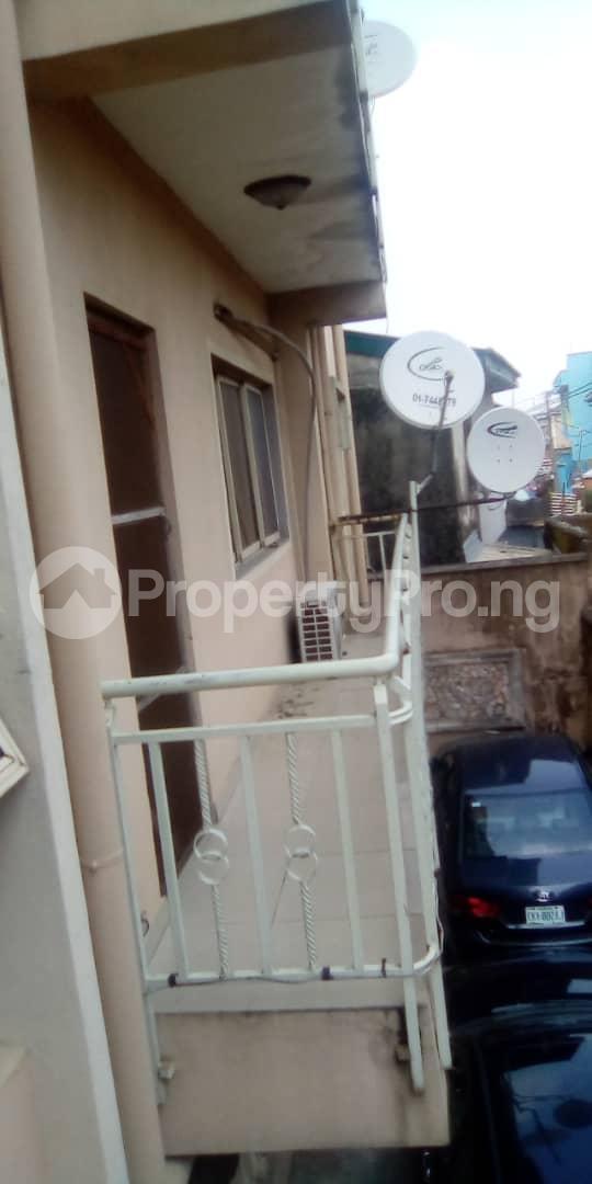 3 bedroom Blocks of Flats House for rent Egberongbe street, tarred road off Pedro rd Gbagada Lagos - 0
