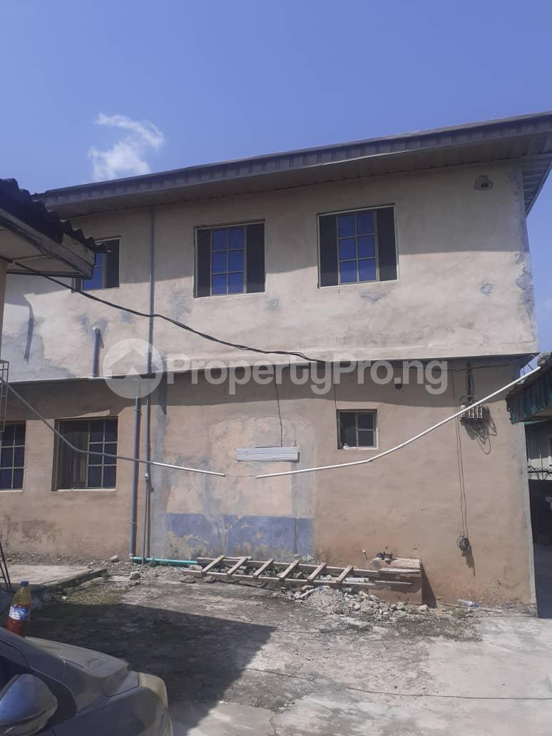 2 bedroom Blocks of Flats House for rent Asa estate Soluyi Gbagada Lagos - 0