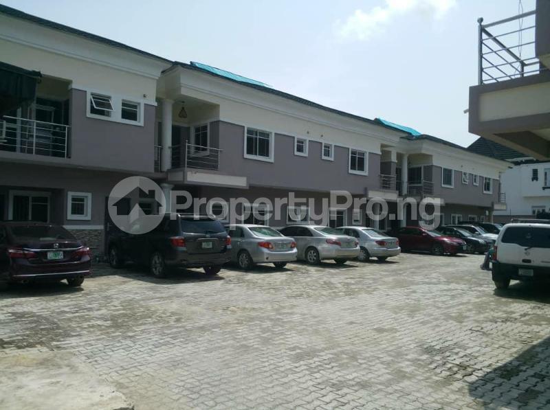 4 bedroom Terraced Duplex House for rent Bakare estate  Agungi Lekki Lagos - 8