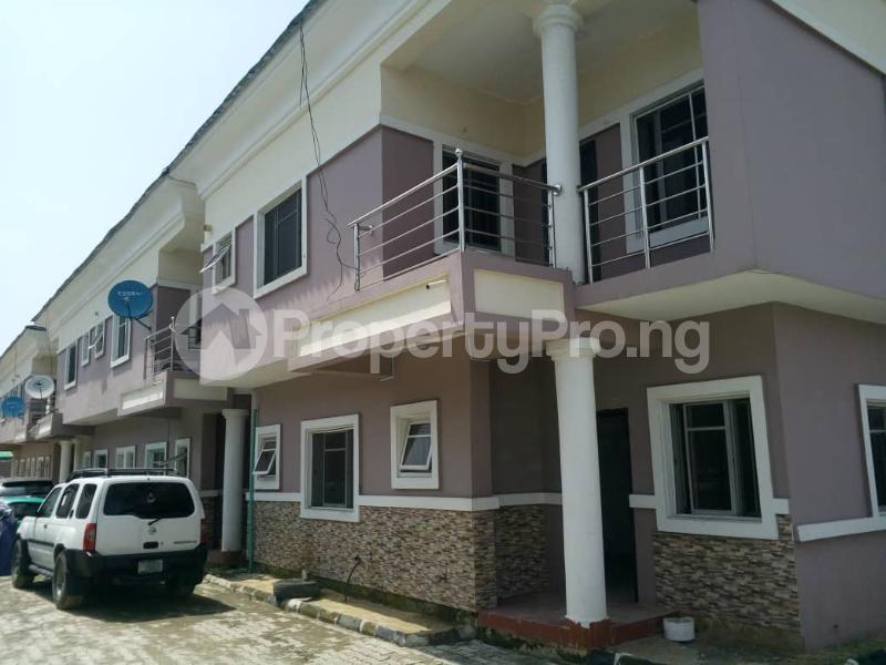 4 bedroom Terraced Duplex House for rent Bakare estate  Agungi Lekki Lagos - 6