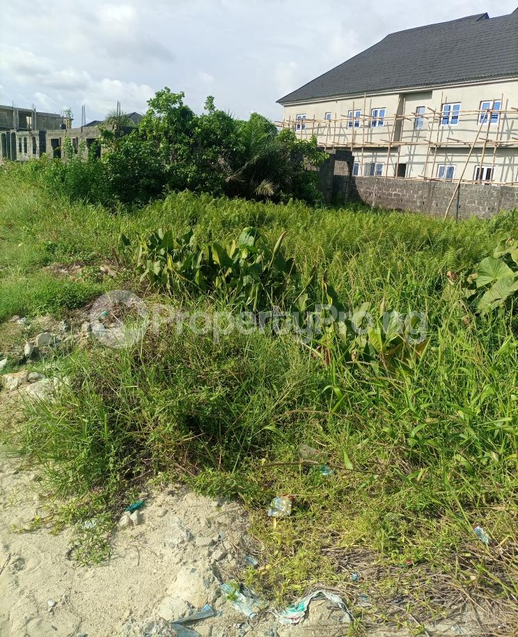 Mixed   Use Land for sale Serene And Secure Estate Abijo Gra Area Abijo Ajah Lagos - 1