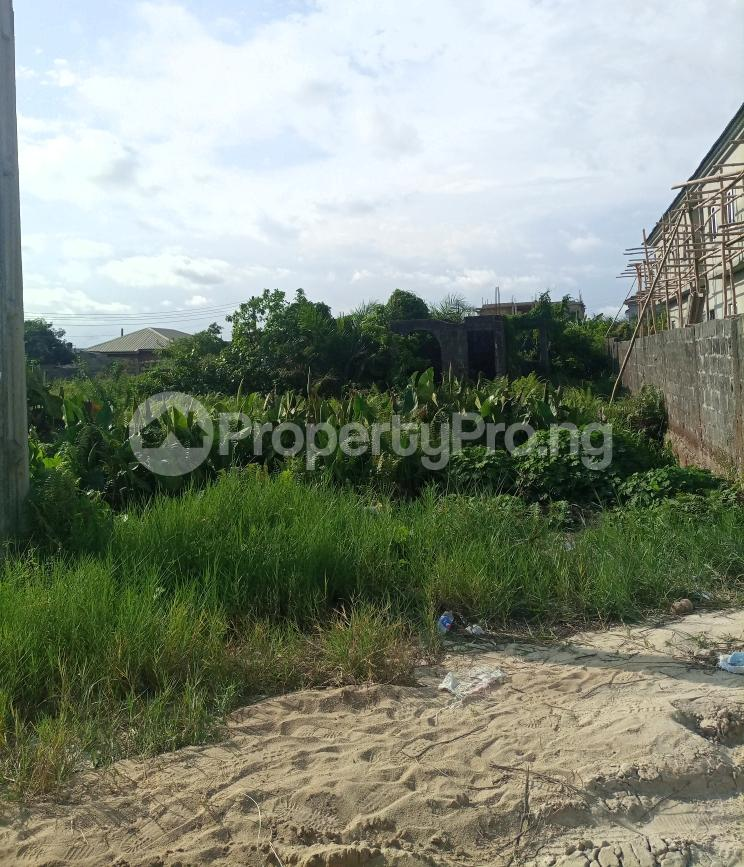 Mixed   Use Land for sale Serene And Secure Estate Abijo Gra Area Abijo Ajah Lagos - 3