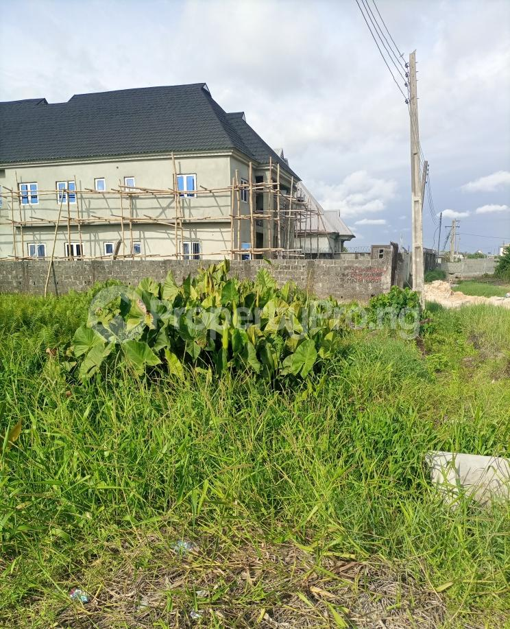 Mixed   Use Land for sale Serene And Secure Estate Abijo Gra Area Abijo Ajah Lagos - 0