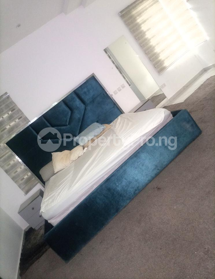 Studio Apartment for shortlet Serene, Secure And Cozy Estate Opposite Victory Park Osapa London Osapa london Lekki Lagos - 8