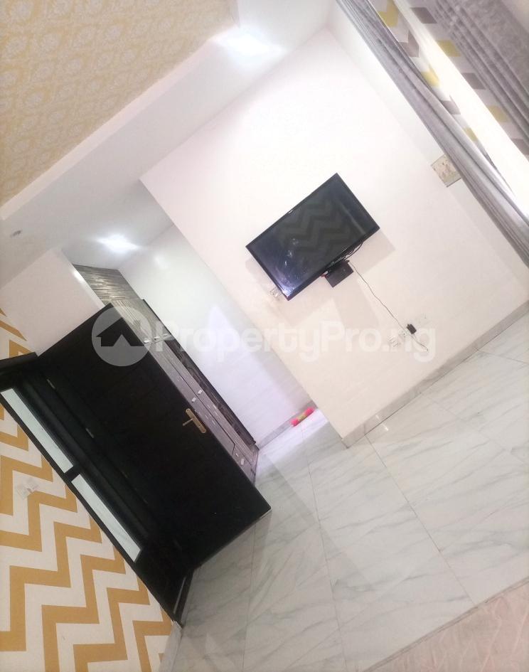 Studio Apartment for shortlet Serene, Secure And Cozy Estate Opposite Victory Park Osapa London Osapa london Lekki Lagos - 4