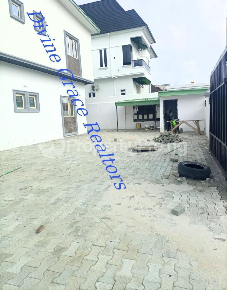 3 bedroom Flat / Apartment for sale Serene, Secure And Cozy Estate Agungi Lekki Agungi Lekki Lagos - 1