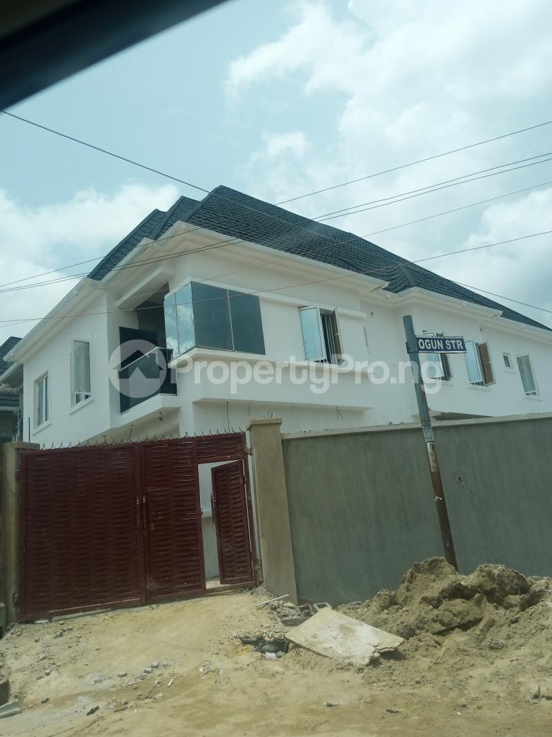 4 bedroom Flat / Apartment for sale Adelabu Surulere Lagos - 1