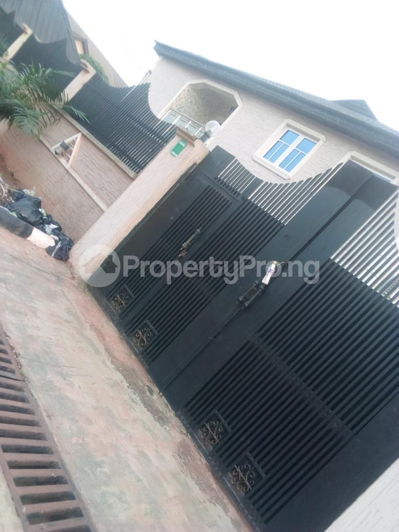 3 bedroom Shared Apartment for rent Peace Estate,baruwa. Baruwa Ipaja Lagos - 1