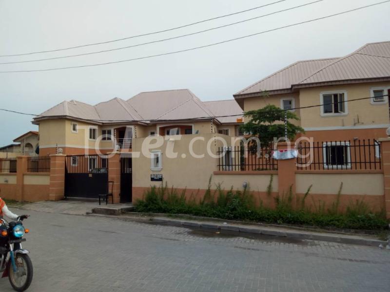8 bedroom Flat / Apartment for sale Seaside Estate Ado Ajah Lagos - 2