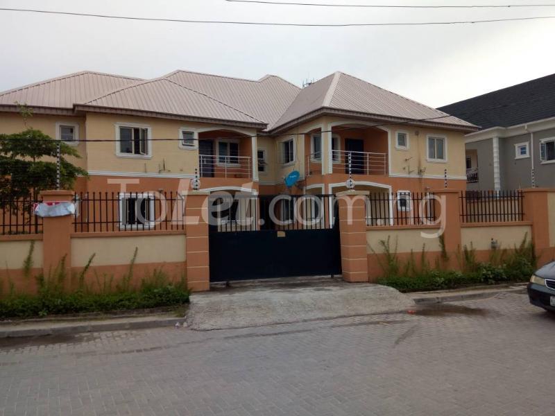 8 bedroom Flat / Apartment for sale Seaside Estate Ado Ajah Lagos - 0