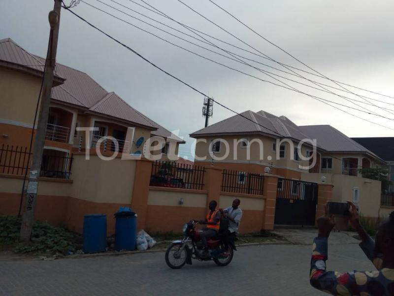 8 bedroom Flat / Apartment for sale Seaside Estate Ado Ajah Lagos - 1