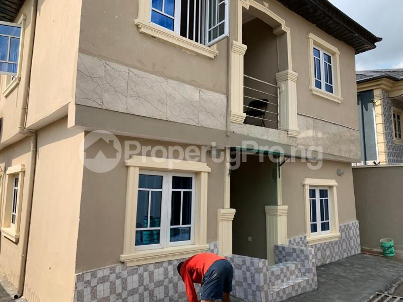 1 bedroom mini flat  Blocks of Flats House for rent Fadunsi street ogba Oke-Ira Ogba Lagos - 4
