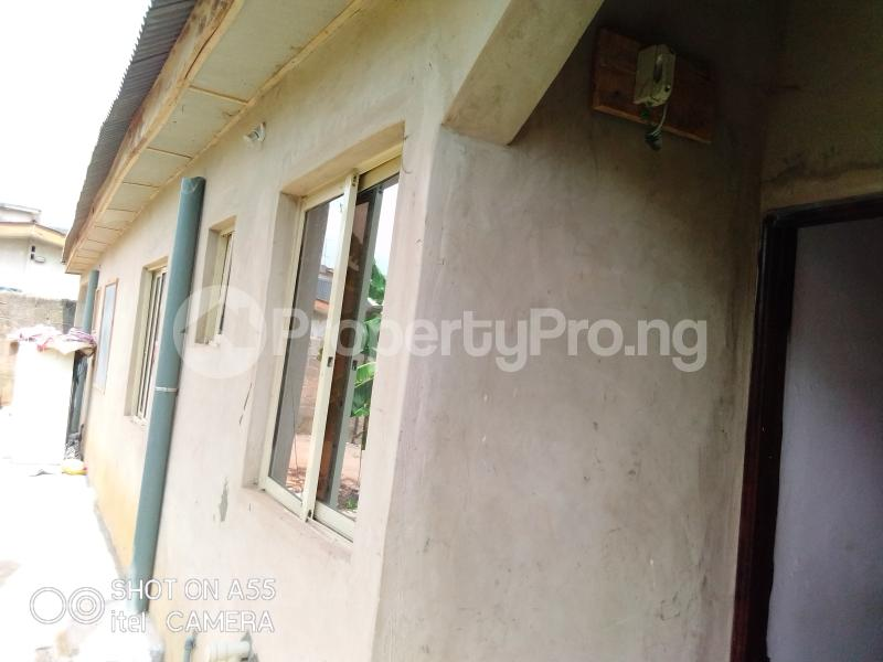 1 bedroom Blocks of Flats for rent Bada Ayobo Ipaja Lagos - 1