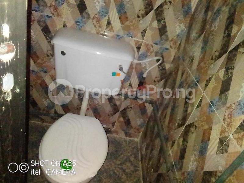 1 bedroom Blocks of Flats for rent Megida Bustop Ayobo Ipaja Lagos - 6