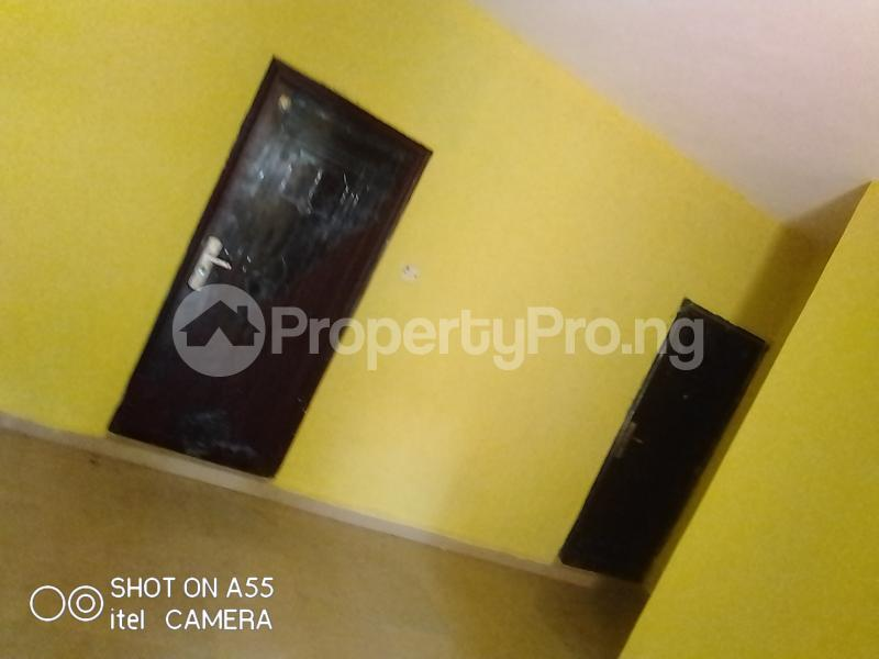 1 bedroom Blocks of Flats for rent Megida Bustop Ayobo Ipaja Lagos - 4
