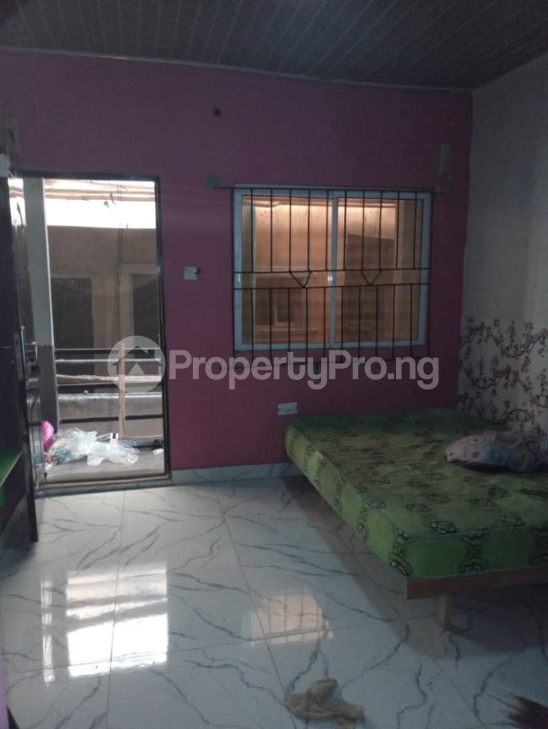 1 bedroom mini flat  Self Contain Flat / Apartment for rent Abuleoja, yaba Abule-Oja Yaba Lagos - 2