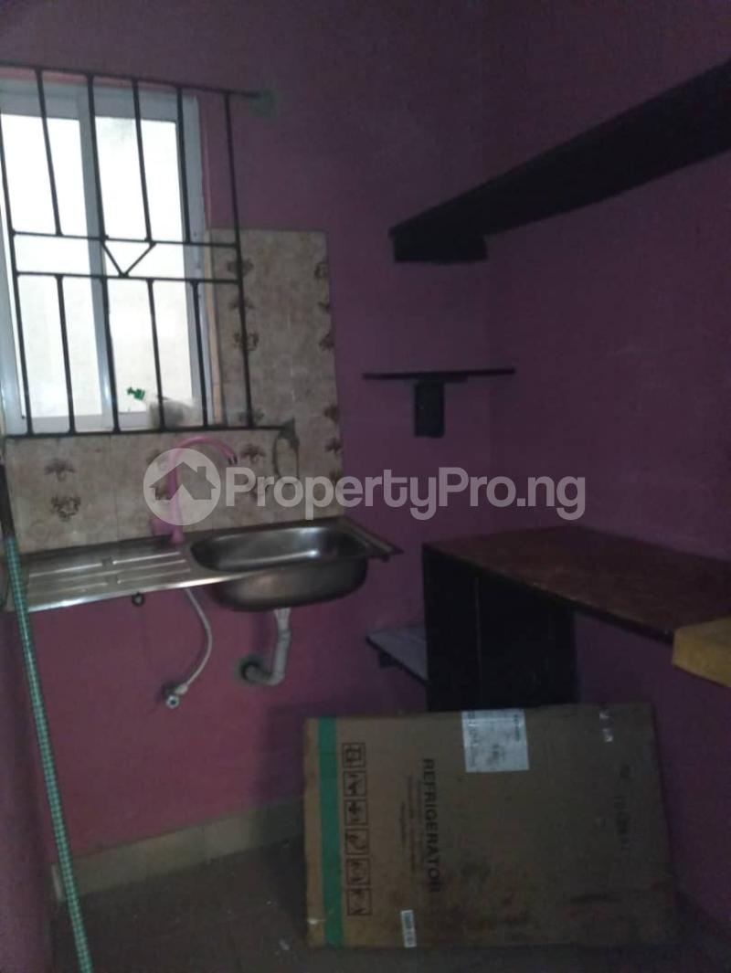 1 bedroom mini flat  Self Contain Flat / Apartment for rent Abuleoja, yaba Abule-Oja Yaba Lagos - 1