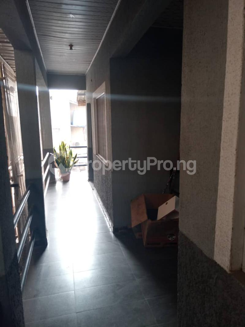 1 bedroom mini flat  Self Contain Flat / Apartment for rent Abuleoja, yaba Abule-Oja Yaba Lagos - 5