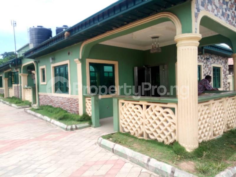5 bedroom Detached Bungalow House for sale Soyoye crecent university  Itoku Abeokuta Ogun - 1