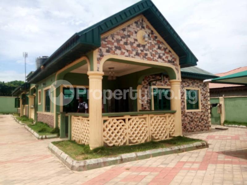 5 bedroom Detached Bungalow House for sale Soyoye crecent university  Itoku Abeokuta Ogun - 0